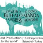 12th WORLD BUFFALO CONGRESS
