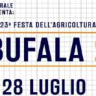 "XXIII Festa dell'Agricoltura ""I Love bufala""- Amaseno"